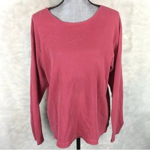 Tops - Eddie Bauer Thermal Shirt Long Sleeve 100% Cotton